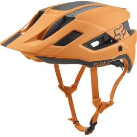 Fox Flux Rush Bike Helmet Men orange/black